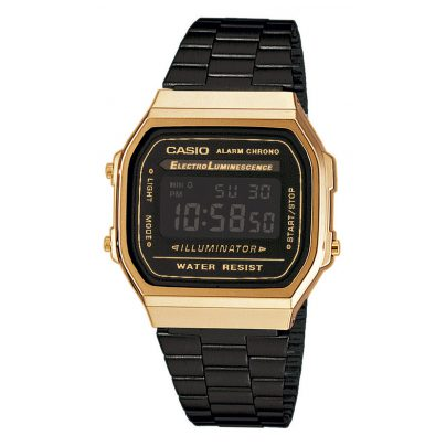 Casio A168WEGB-1BEF Collection Armbanduhr 4549526127144