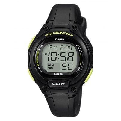 Casio LW-203-1BVEF Digital Jugenduhr 4549526162916