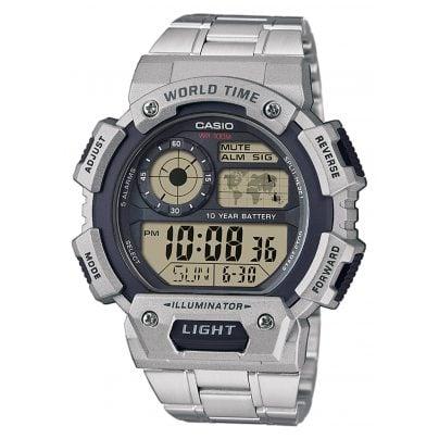 Casio AE-1400WHD-1AVEF Herren-Digitaluhr 4549526175657