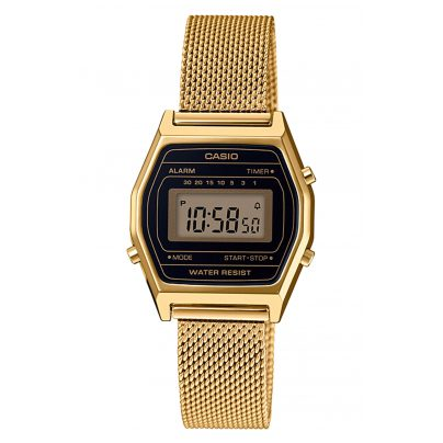 Casio LA690WEMY-1EF Retro Damen-Digitaluhr 4549526199738