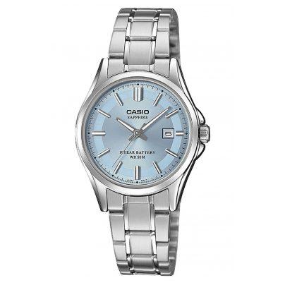 Casio LTS-100D-2A1VEF Damen-Armbanduhr 4549526216688