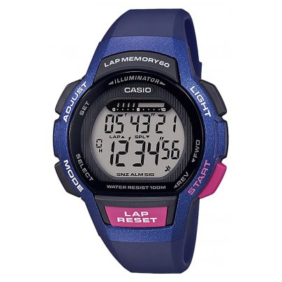 Casio LWS-1000H-2AVEF Digital Watch for Ladies 4549526214059
