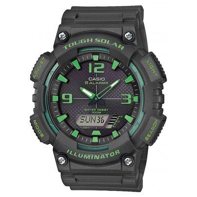 Casio AQ-S810W-8A3VEF AnaDigi Herren-Armbanduhr Solar 4549526214486