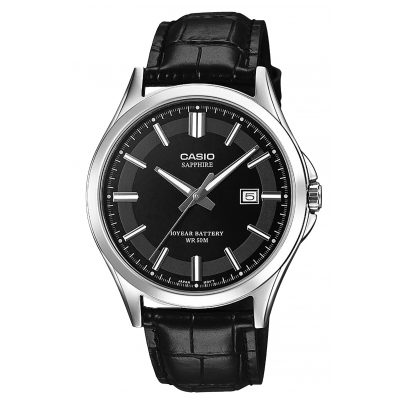 Casio MTS-100L-1AVEF Herrenuhr 4549526215735