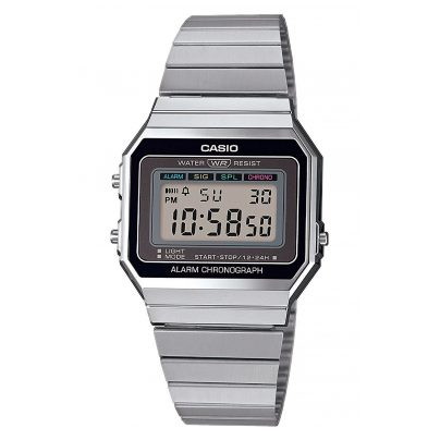 Casio A700WE-1AEF Vintage Damen-Digitaluhr 4549526221774