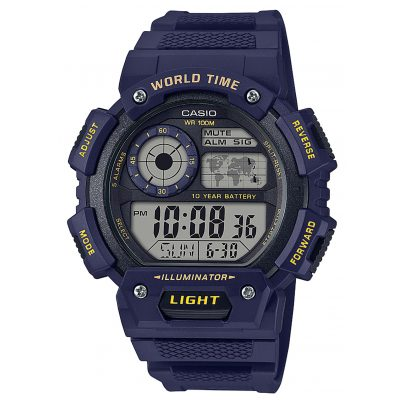 Casio AE-1400WH-2AVEF Digital Watch 4549526224577