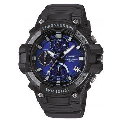 Casio MCW-110H-2A2VEF Herrenuhr Chronograph 4549526247422