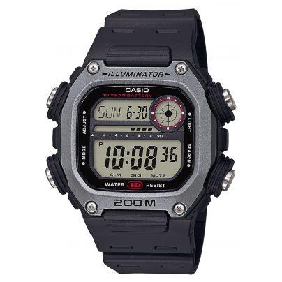 Casio DW-291H-1AVEF Collection Herren-Digitaluhr Schwarz 4549526251214