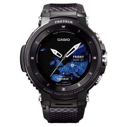 Casio WSD-F30-BKAAE Pro Trek Smart Outdoor-Uhr GPS Schwarz 4549526850530