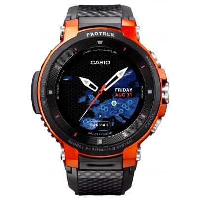 Casio WSD-F30-RGBAE Pro Trek Smart Outdoor Watch GPS Red/Black 4549526850547