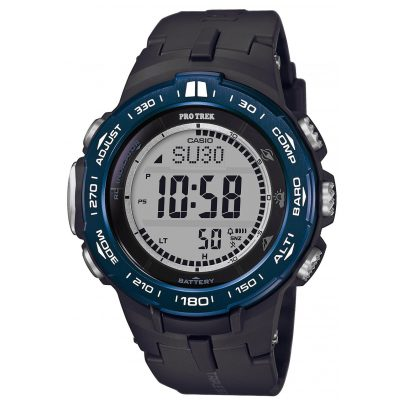 Casio PRW-3100YB-1ER Pro Trek Herrenarmbanduhr Funk-Solar 4549526210006