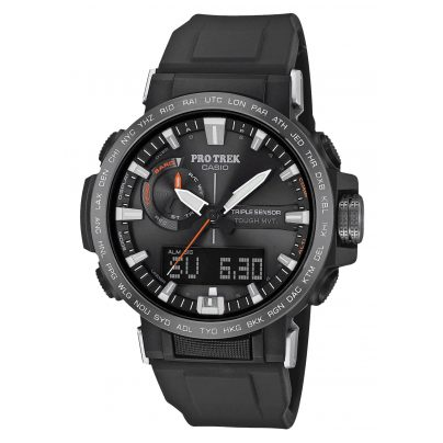 Casio PRW-60Y-1AER Pro Trek Radio-Controlled Outdoor Watch 4549526192012