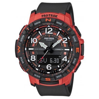 Casio PRT-B50-4ER Pro Trek Bluetooth Outdoor Herrenuhr 4549526246562