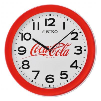 Seiko QXA922R Wall Clock Coca-Cola 4517228832895