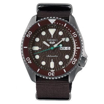 Seiko 5 Sports SRPD85K1 Automatic Wristwatch for Men 4954628232335