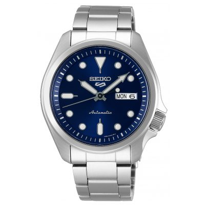 Seiko 5 Sports SRPE53K1 Men's Wristwatch Automatic Blue 4954628235596