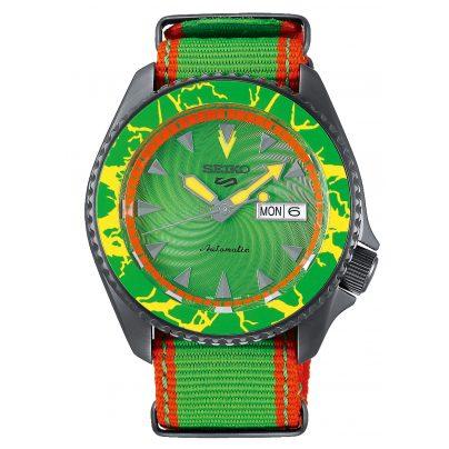 Seiko 5 Sports SRPF23K1 Automatik Herren-Armbanduhr Blanka 4954628238221