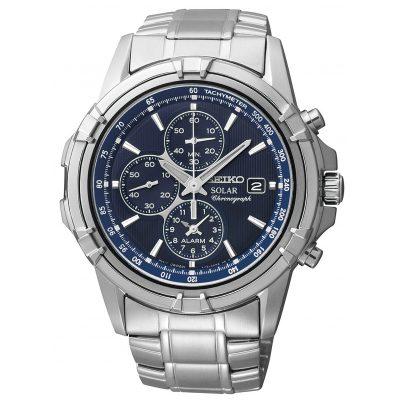 Seiko SSC141P1 Sports Alarm-Chronograph Solaruhr 4954628160409