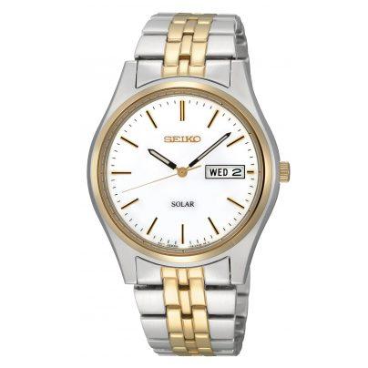 Seiko SNE032P1 Solar Herren-Armbanduhr 4954628127952