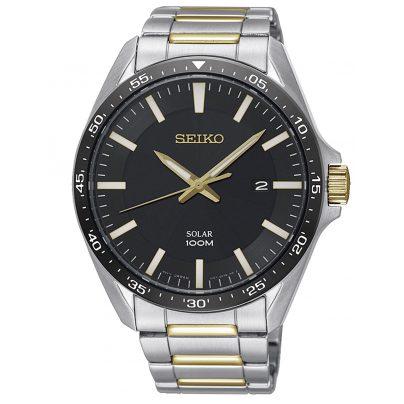 Seiko SNE485P1 Men´s Wristwatch Solar 4954628227959