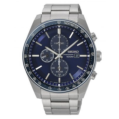Seiko SSC719P1 Solar Men´s Watch Chronograph 4954628228246