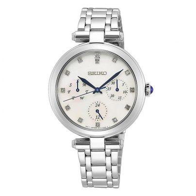 Seiko SKY663P1 Damen-Armbanduhr mit Multifunktion 4954628233035