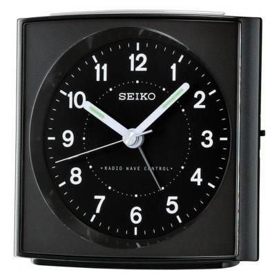 Seiko QHR022K Radio-Controlled Alarm Clock 4517228822940