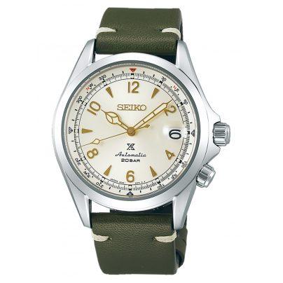 Seiko SPB123J1 Prospex Land Men's Automatic Watch with Compass 4954628232939