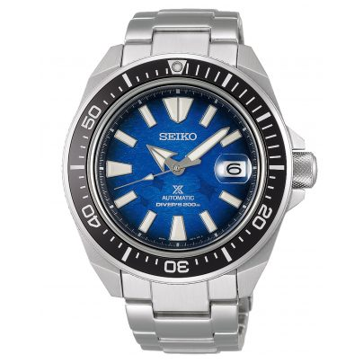 Seiko SRPE33K1 Prospex Automatik Herrenuhr Save the Ocean 4954628236173