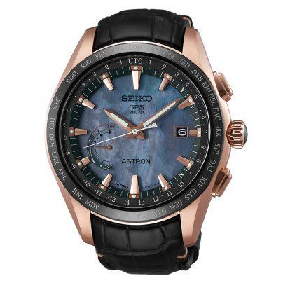 Seiko SSE105J1 Herrenuhr Astron GPS Novak Djokovic Limited Edition 4954628208590