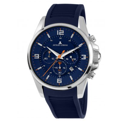 Jacques Lemans 1-1799C Herren-Chronograph Liverpool 4040662124337