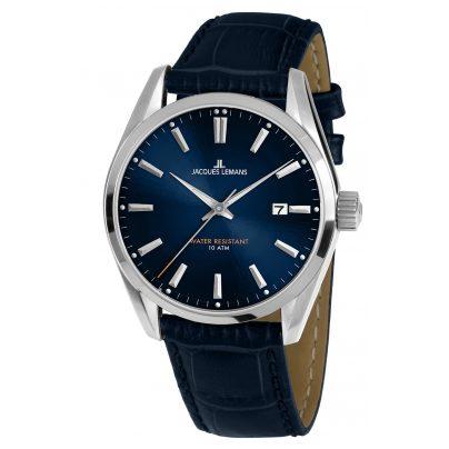 Jacques Lemans 1-1859C Herren-Armbanduhr Derby 4040662136835