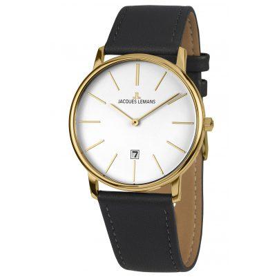 Jacques Lemans 1-2003F Herren-Armbanduhr 4040662138143