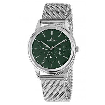 Jacques Lemans 1-2061I Multifunction Watch Retro Classic 4040662143598
