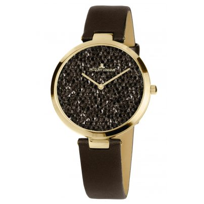Jacques Lemans 1-2035E Ladies´ Watch Milano 4040662140078