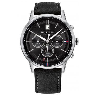 Tommy Hilfiger 1791630 Herren-Armbanduhr mit Dual Time Kyle 7613272358149