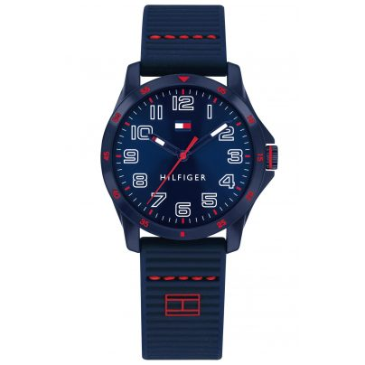 Tommy Hilfiger 1791667 Wristwatch for Kids and Teenagers 7613272358507