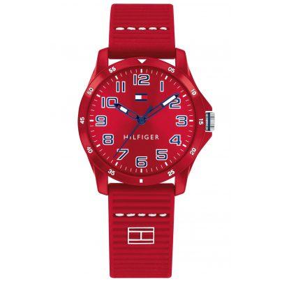 Tommy Hilfiger 1791690 Armbanduhr für Kinder und Jugendliche 7613272360203
