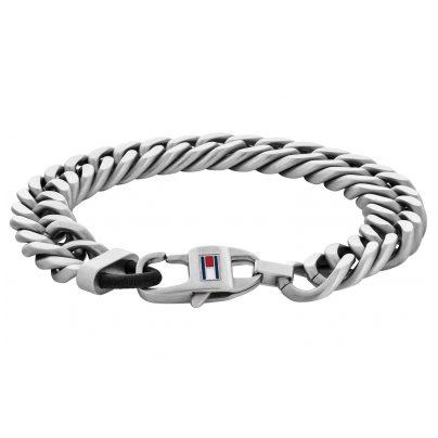 Tommy Hilfiger 2790202 Herren Edelstahl-Armband 7613272381567