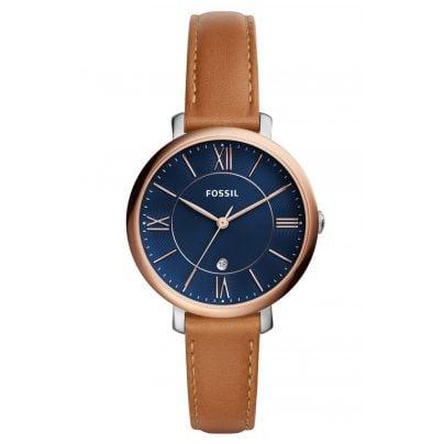 Fossil ES4274 Damen-Armbanduhr Jacqueline 4053858884625