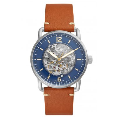 Fossil ME3159 Automatic Men's Wristwatch The Commuter 4051432781506