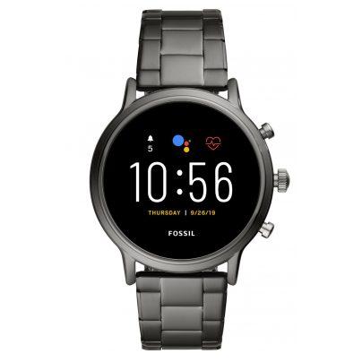 Fossil Q FTW4024 Herren-Smartwatch The Carlyle HR Gen 5 4013496537246