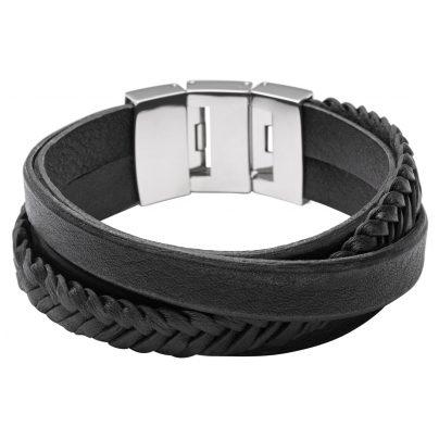 Fossil JF02079040 Vintage Casual Herrenarmband 4053858573178