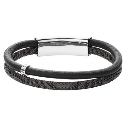 Fossil JF02829040 Herren-Armband Vintage Casual 4053858967328