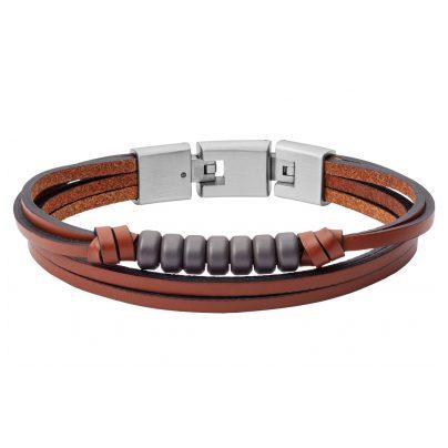 Fossil JF03128040 Men´s Bracelet 4013496424423