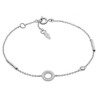 Fossil JFS00474040 Silber Damen-Armband 4013496539622