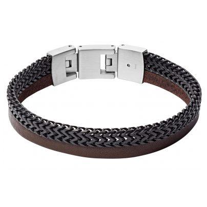 Fossil JF03180040 Herren-Armband Duo 4013496538755