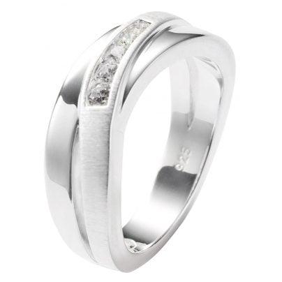 Fossil JF12766040 Damenring Silber