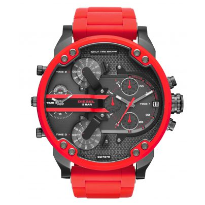 Diesel DZ7370 Mr. Daddy 2.0 Chronograph Herrenuhr 4053858619005
