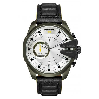 Diesel On DZT1012 Hybrid Herren-Smartwatch Mega Chief 4053858924130